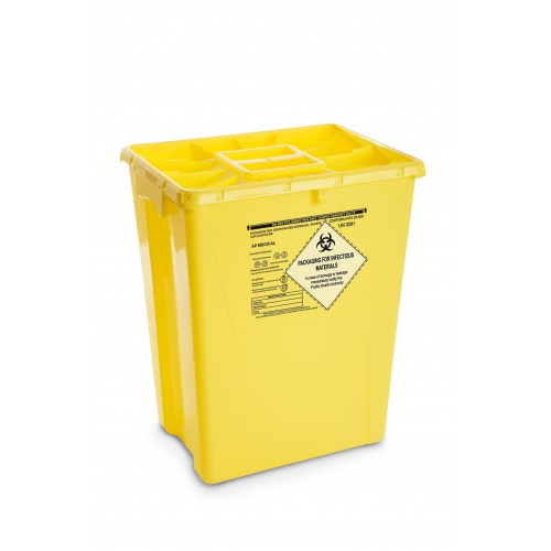 Collecteur pour déchets infectieux SC 30 lt MONO