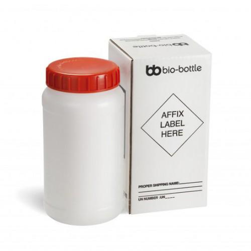 Bio-bottle 2.5 lt lt orange Top Complete