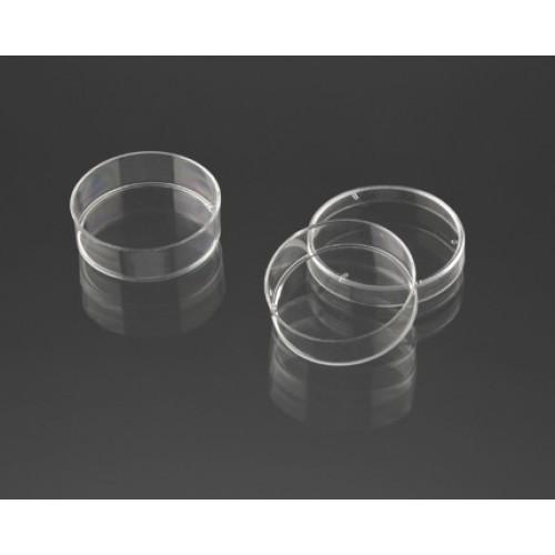 Boîte de pétri 90 mm H 16,2 mm trois ergots stérile