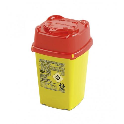 Collecteur pour déchets hospitaliers CS 3 lt PLUS