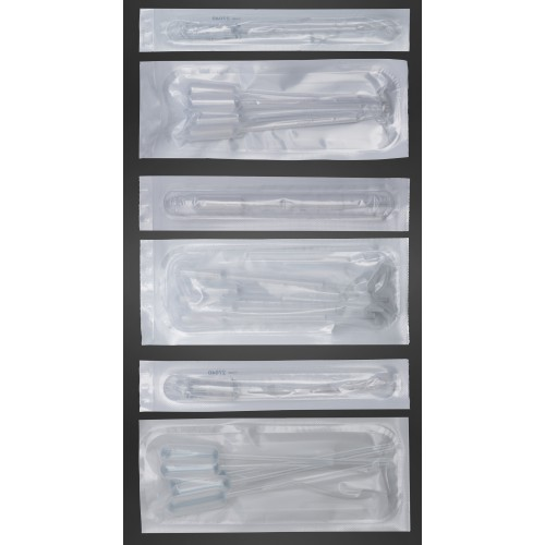 Pasteur pipette 5 ml stérile emballage de 5 pces