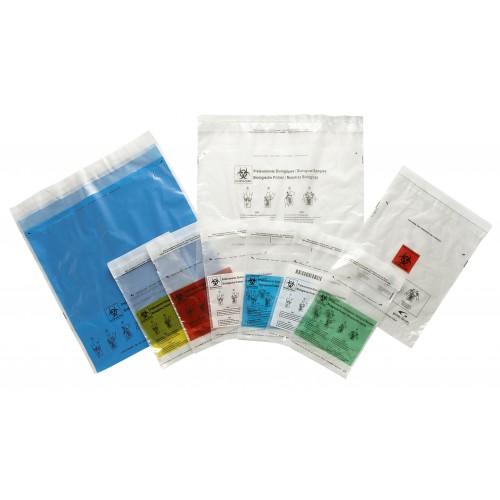 Speci-bag pochette à fermeture adhésive étanche 380 x 430 mm