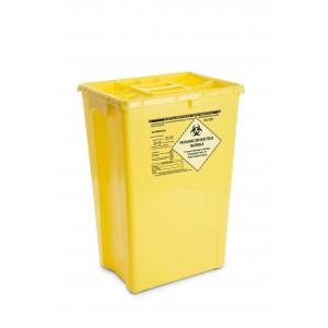 Collecteur pour déchets infectieux SC 50 lt MONO
