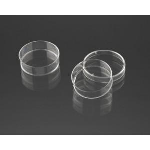 Boîte de pétri 90 mm sans ergots H 16,2 mm produit en cleanroom ISO 6