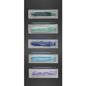 Inoculateur type rigide 1ul stérile vert foncé