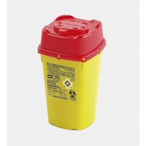 Collecteur pour déchets hospitaliers CS 5 lt PLUS