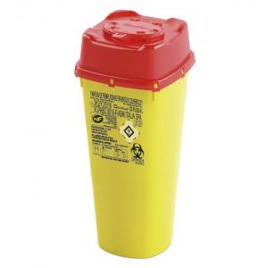 Collecteur pour déchets hospitaliers CS 6 lt PLUS