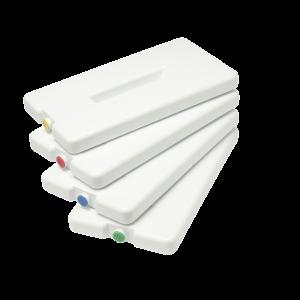 Plaques eutectiques rigides 265 x 160 x 30 mm  -21 °C à + 18 °C