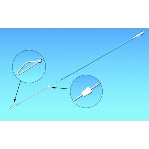 IUD extractor dispositif pour le retrait du stérilet retenu